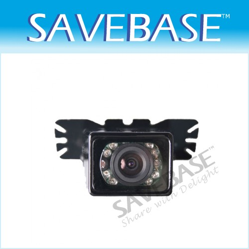 IR Night Vision Car Reverse Rear View Camera + 5M Cable