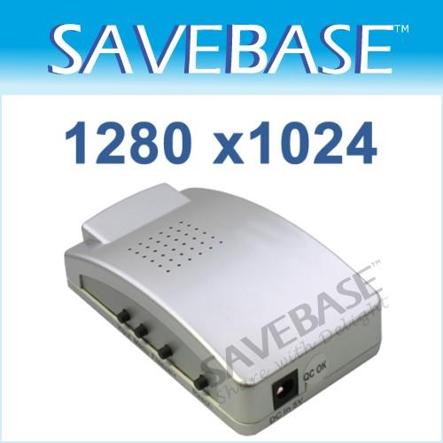 CCTV Composite Video AV To VGA Converter/ BNC To VGA