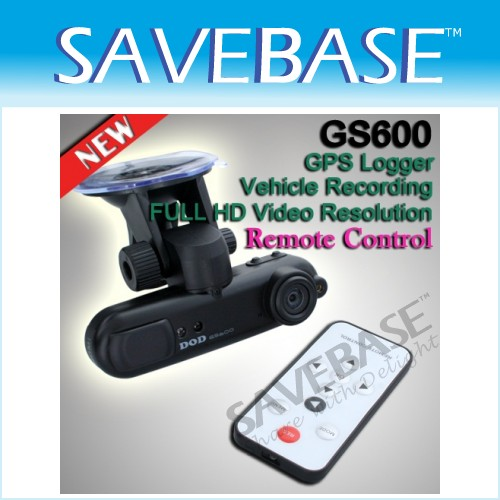 Car DVR Camera & GPS Tracking Dash Cam G-SENSOR HD1080P