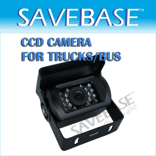 Heavy Duty CCD Rear/ Front View Camera LED Night Vision