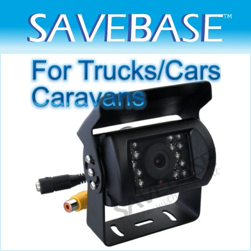 NEW Heavy Duty CCD 12V Colour Reversing Car Camera