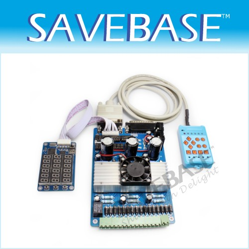 3 Axis CNC Stepper Driver Board Digital Display Tool 3A
