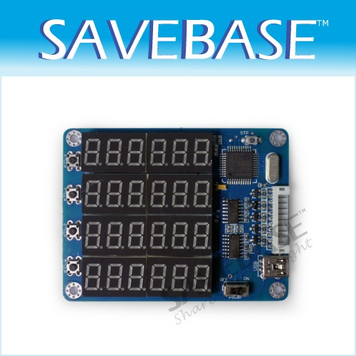 CNC Display Panel Board For 4 Axis Driver Controller