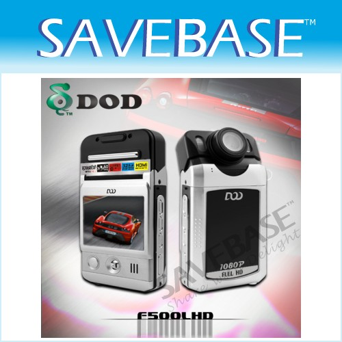 In Stock 120° Wide Angle DOD F500LHD 1920*1080P Car DVR Camcorder Dash RECORDER