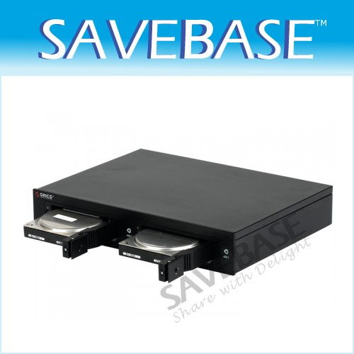 3D Media Player Partner Storage For Blu-ray Movie USB 3.0/eSATA Interface/Sleep