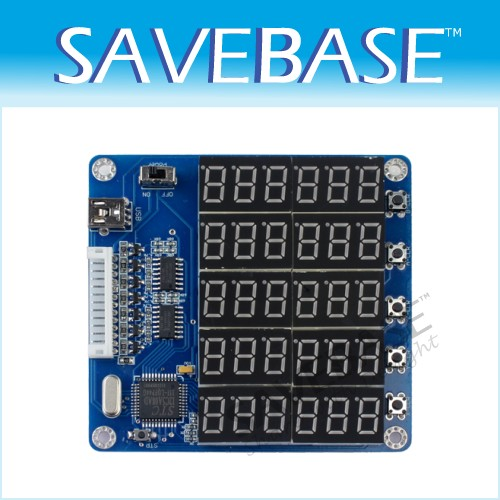 CNC 5 Axis LED Display Module For 5 Axis USB Breakout Board Interface Adapter
