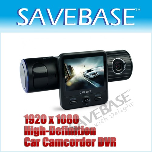 2.0 Inch LTPS Full HD Car Cam Dash DVR Video Recorder 132° A+ Ultra Wide Angle