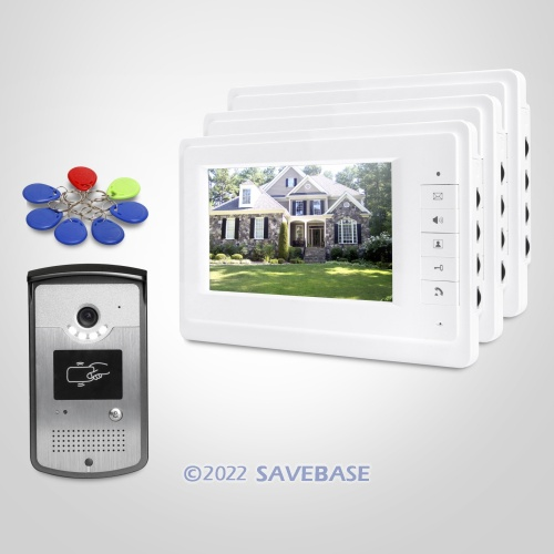 7inch-Video-Door-Intercom-System-with-Mute-Mode-for-Home-Security-for-Apartment